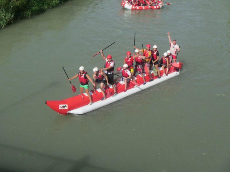 Rafting Murcia