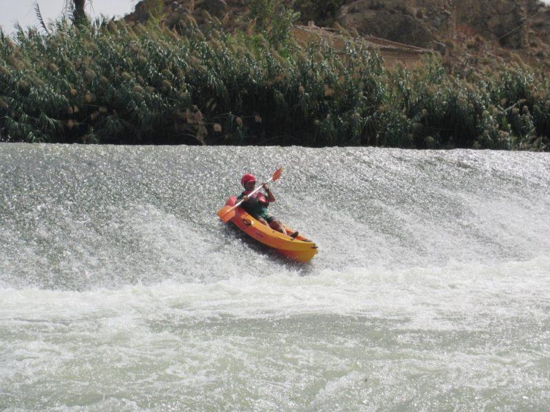 Kayak Murcia