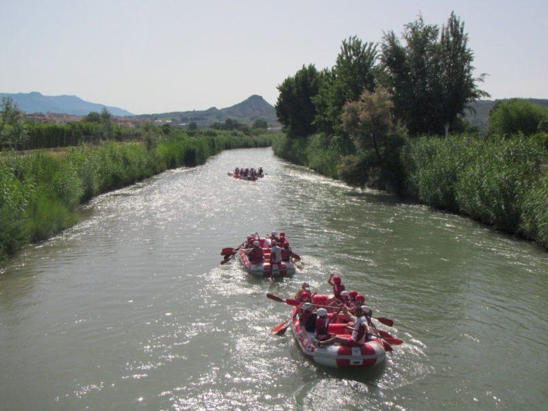 Cieza Rafting
