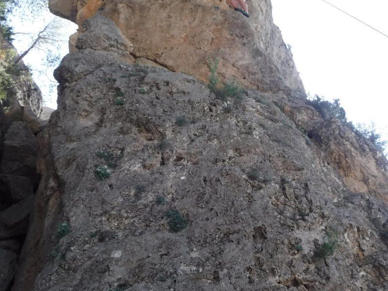 Escalada en Murcia